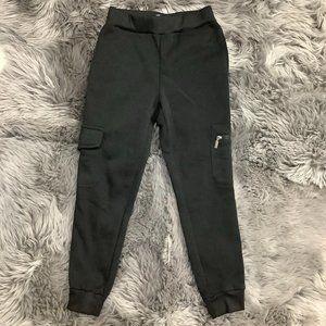 U.S. Polo Assn.   Boy's Sweatpants   Black